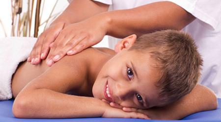 Особенности детского массажа