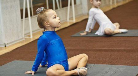 С какого возраста начинать занятия спортивной гимнастикой