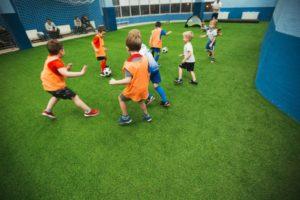 детский футбол щелково