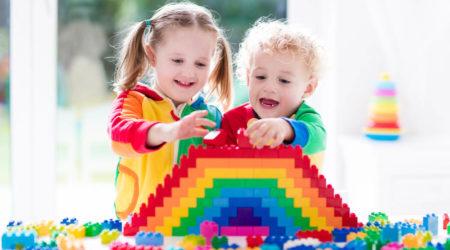 Влияние конструктора для развития детей