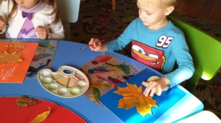 Польза природных материалов в развитии детей