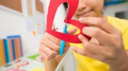 Польза занятий аппликацией для детей