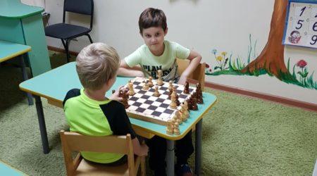 Дети и шахматы